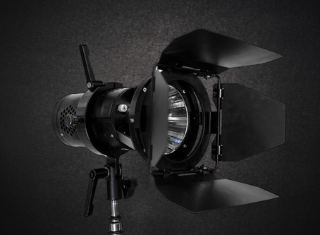 New lighting gear for 2017!
