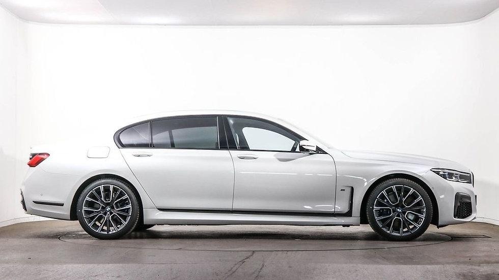 2021 BMW 7 Series HYBRID (LWB) 745Le xDrive M Sport 3.0