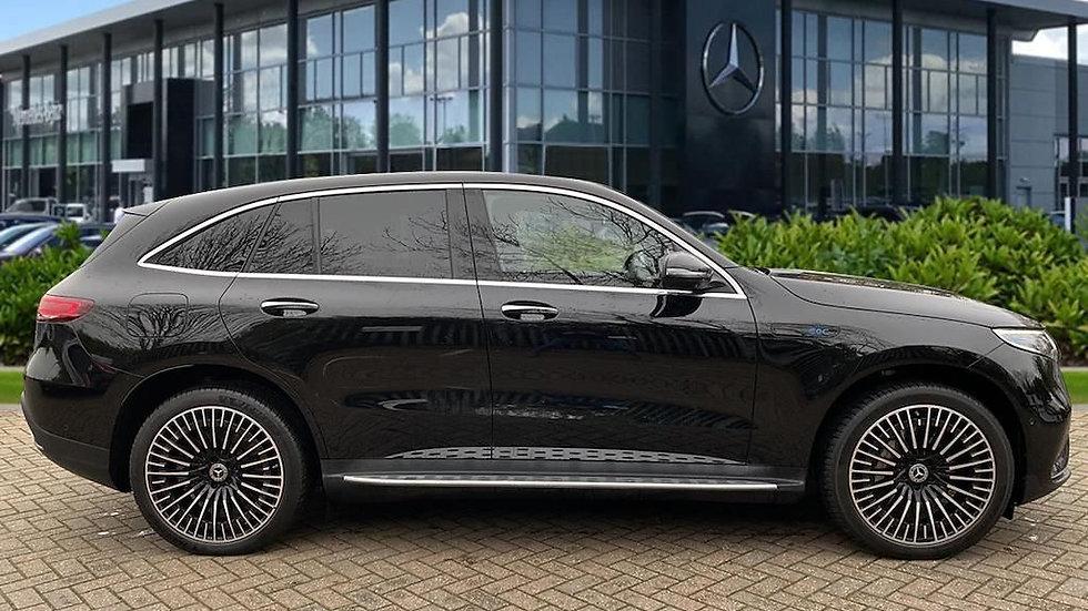 2020 Mercedes-Benz EQC Eqc Amg Premium Plus