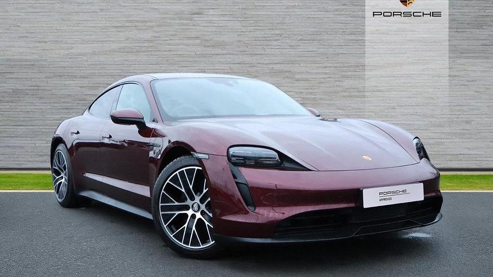 2020 Porsche Taycan 420kW 4S 93kWh 4dr Auto