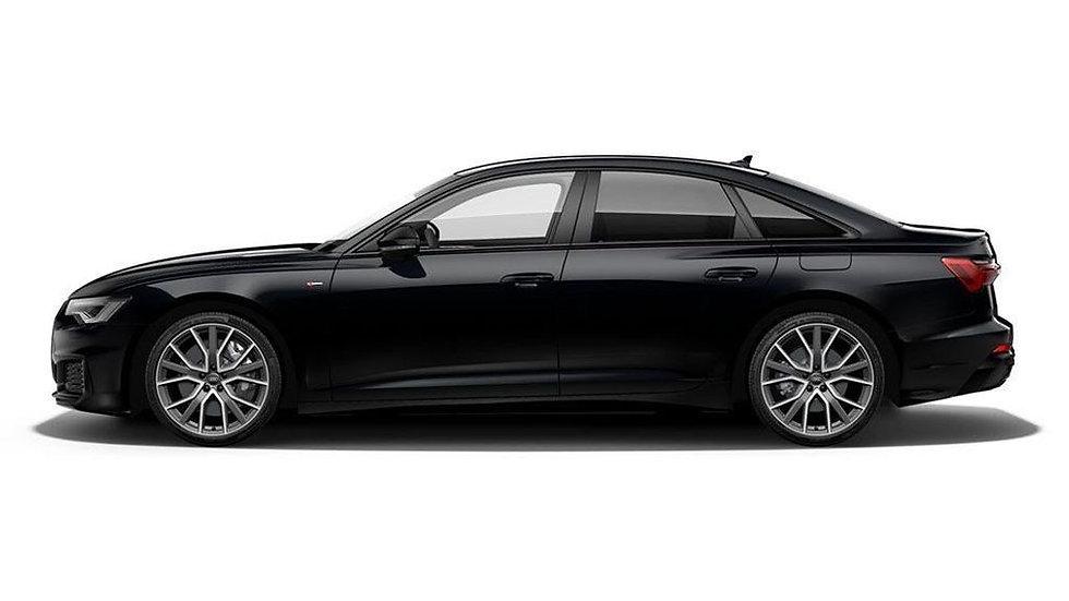 2021 Audi A6 Saloon 2.0 50 Black Edition S HYBRID