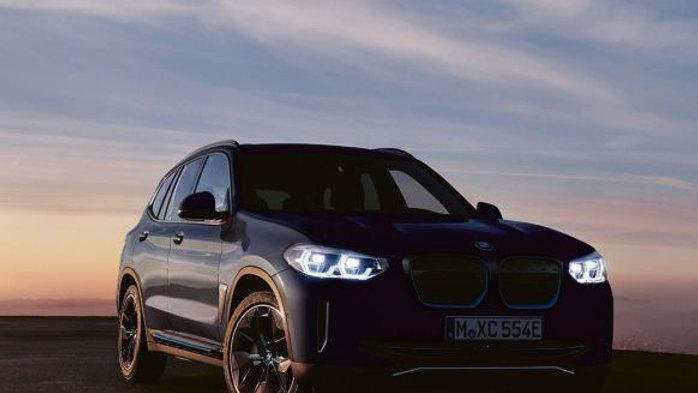 2021 (June Delivery) BMW iX3