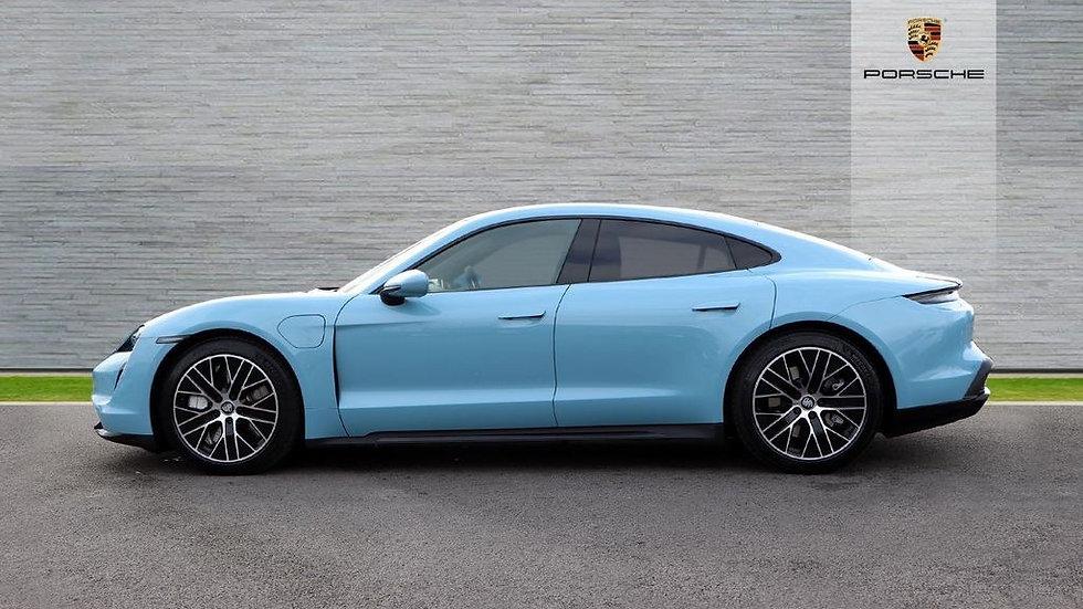 2020 Porsche Taycan 500kW Turbo 93kWh 4dr