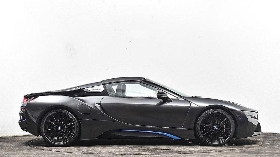 2020 BMW i8 Hybrid