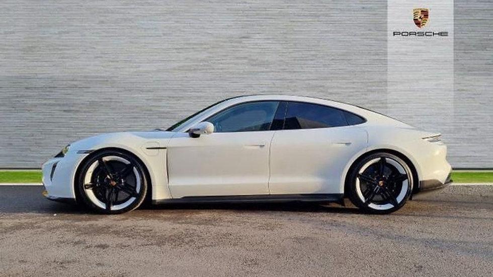 2020 Porsche Tycan Turbo S
