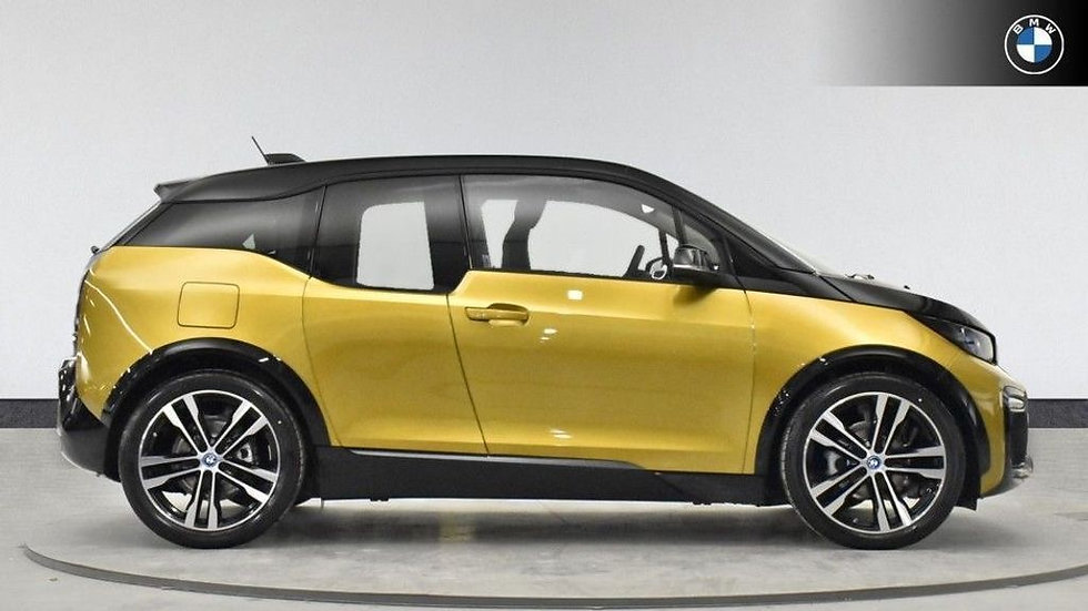 2020 BMW i3s Delivery miles