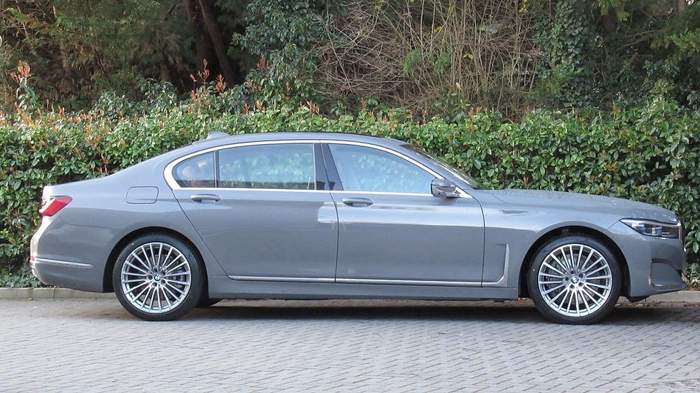 2021 BMW 7 Series (LWB)745Le xDrive  3.0 HYBRID