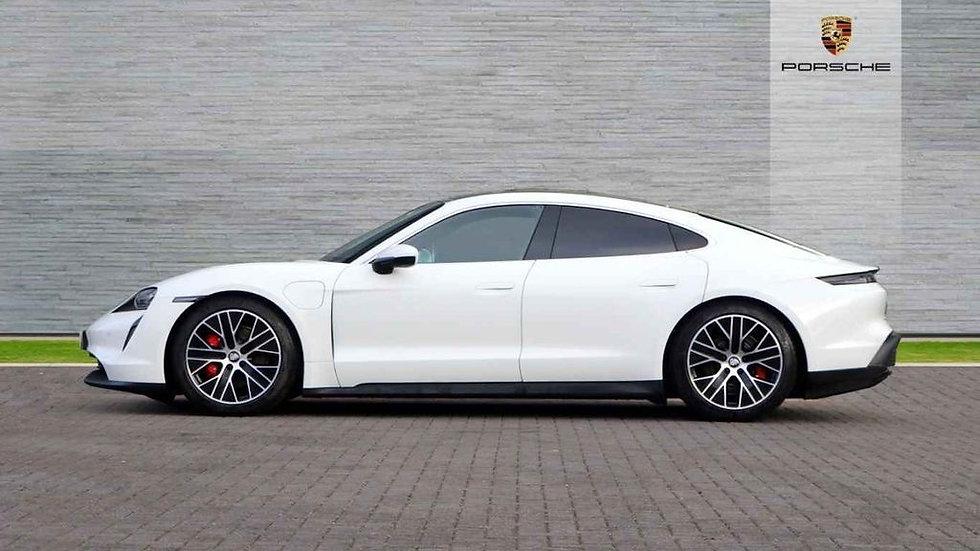 2020 Porsche Taycan 420kW 4S 93kWh 4dr 1.0