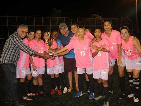 Senador Canedo [Esporte]: Dia Internacional das Mulheres é comemorado em alto estilo.