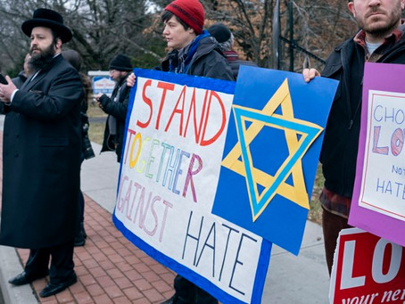 Artigo do Jornal The Atlantic: Judeus sob ataque merecem mais do que indignação seletiva.