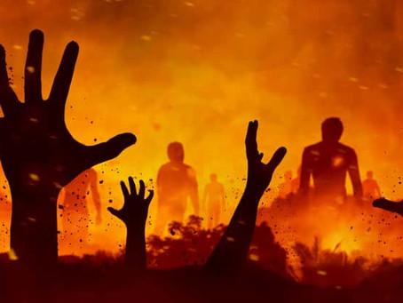 O inferno não existe, sua igreja está mentindo para você! A bíblia foi adulterada.
