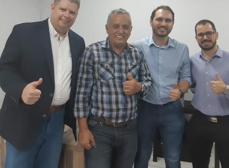 Senador Canedo: Reunião prevê investimentos para o município.