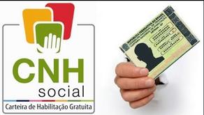 CNH Social: Detran divulga segunda chamada.