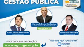 Curso de gestão pública da AGM