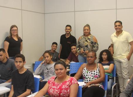 Senador Canedo [Trabalho e Renda]: Semtrar promove palestra de qualificação profissional.