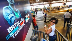 População já percebe melhora significativa na segurança nos terminais e ônibus da Grande Goiânia