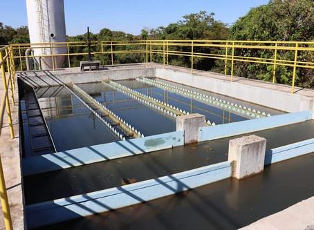 Sanesc regulariza abastecimento de água em Senador Canedo