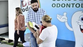 Senador Canedo [Saúde]: Ação leva atendimento de saúde aos moradores do Residencial Santa Edwiges