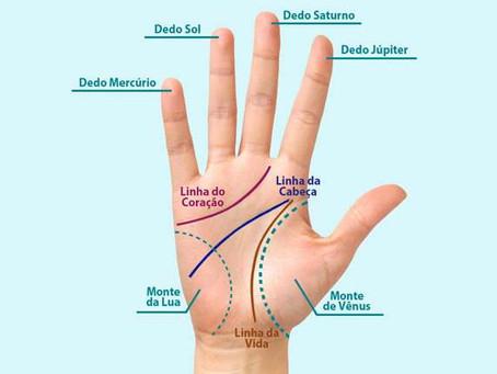 Quiromancia: desvende a sua personalidade com a palma da sua mão.