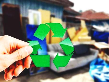 """Prefeitura disponibiliza serviço de recolhimento de objetos destinados ao entulho """"Cata-treco""""."""