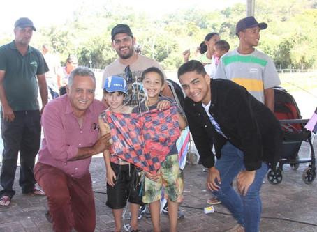 Senador Canedo: Festival de pipas movimenta fim de semana.