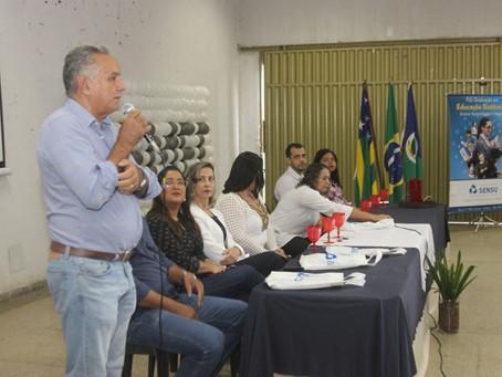 S. Canedo [Educação]: Formação Pedagógica reúne gestores e coordenadores da Rede Municipal de Ensino