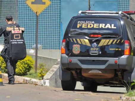 Núcleo financeiro do PCC é alvo de operação da Polícia Federal.