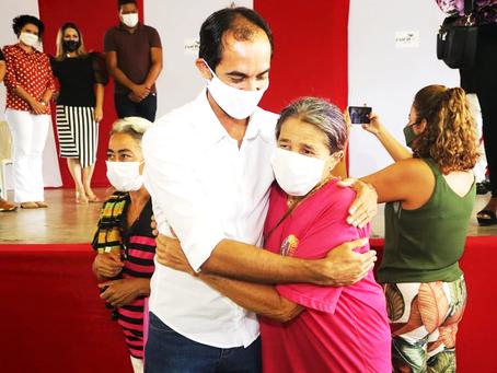 Parceria entre Central Única das Favelas e prefeitura de Senador Canedo beneficia população carente.