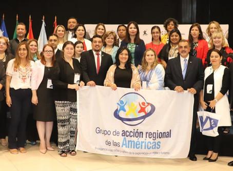 Ministério do Turismo atua no combate à exploração sexual de crianças e adolescentes.