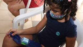 Prefeitura entrega 11 mil kits de higiene bucal a escolas da rede municipal