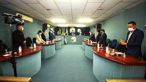 Câmara Municipal de Senador Canedo inicia nova legislatura com esperança renovada e muita seriedade.