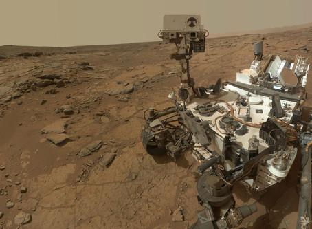 Padrão de oxigênio observado em Marte intriga cientistas.