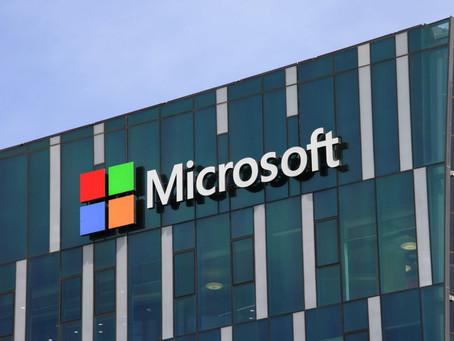 Microsoft diz que hackers ligados à Coréia do Norte roubaram informações confidenciais.
