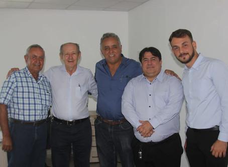 Evento reúne investidores do ramo da construção civil de Senador Canedo.