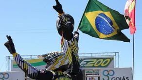 Etapa Senador Canedo de Fórmula 200 movimenta o domingo