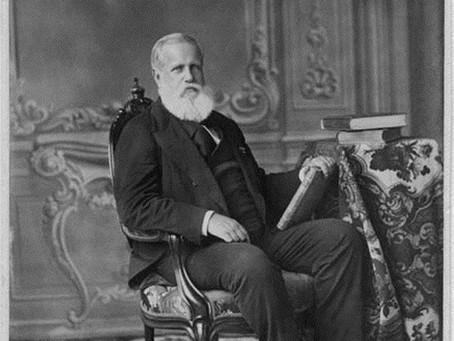 [Cultura] O imperador do Brasil, D. Pedro II, o filósofo Nietzsche e o escritor Victor Hugo.
