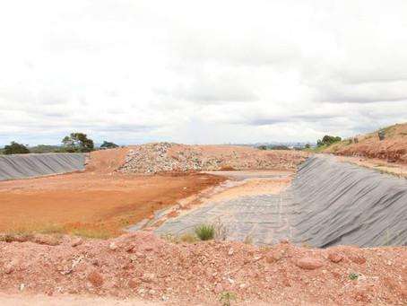 Senador Canedo: Técnicos e conselheiros ambientais realizam visitas técnicas de obras da AMMA.