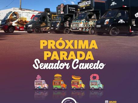 Confira a programação do Food Truck Festival 2019 em Senador Canedo.