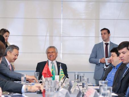 Goiás e China avançam para transformar o Estado no maior centro logístico da América Latina.