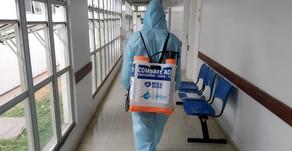 Prefeitura investe na sanitização em tempos de Pandemia