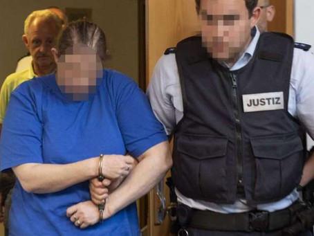 Alemã é condenada a 12 anos de prisão por oferecer filho a pedófilos