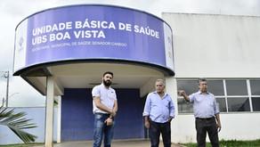 Senador Canedo [Saúde e Infraestrutura]: Prefeitura prepara força-tarefa para reforma de UBS.