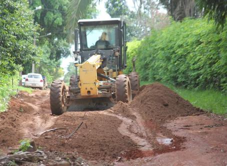 Senador Canedo [Infraestrutura]: Atenção à zona rural para o escoamento da produção agropecuária.