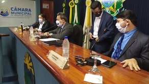 Câmara realiza sessão ordinária