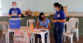 Começou, nesta segunda, a Vacinação Antirrábica na Região Central