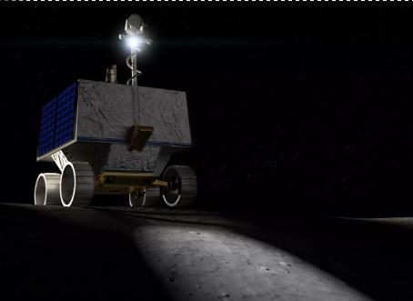 NASA enviará sonda Viper à Lua para investigar gelo do satélite.