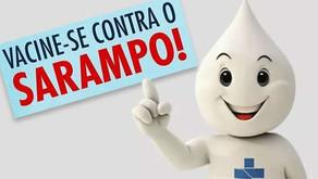 Senador Canedo [Saúde]: Imunização contra o Sarampo.