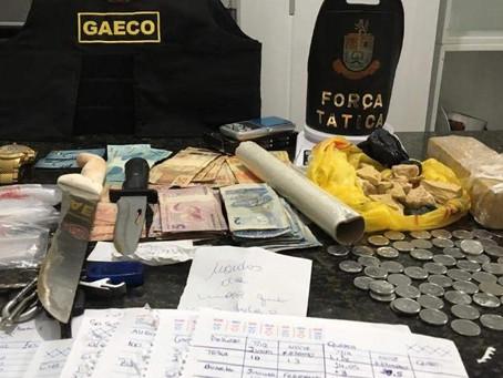 Operação do Gaeco cumpre 50 mandados de prisão contra o PCC em SP.