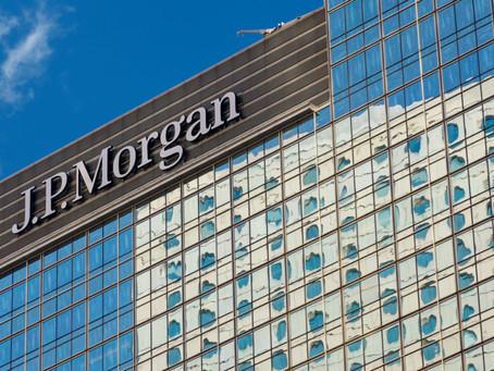 Criptomoeda do JP Morgan confirma confiança na arquitetura algorítmica do BlockChain.