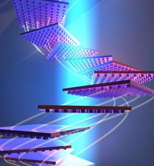 Levitação de objetos usando a luz é possível, sugere pesquisa científica.